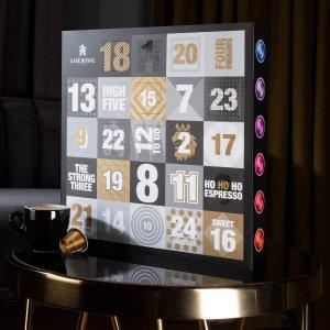 €0.67/个 最后1件 快抢Café Royal芮耀 24个咖啡胶囊礼盒热卖 瑞士皇家专用