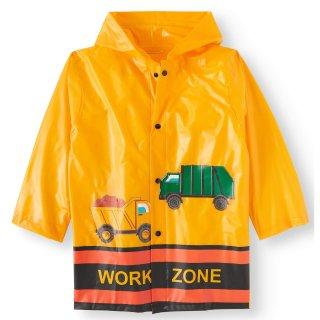 $7.95起 雨天也有型Walmart 儿童雨衣雨靴热卖 一秒入秋快准备起来