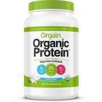 Orgain 有机植物蛋白粉 香草口味 2.03磅