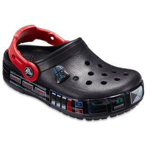 CrocsKids' Crocband™ Fun Lab Darth Vader Lights Clog