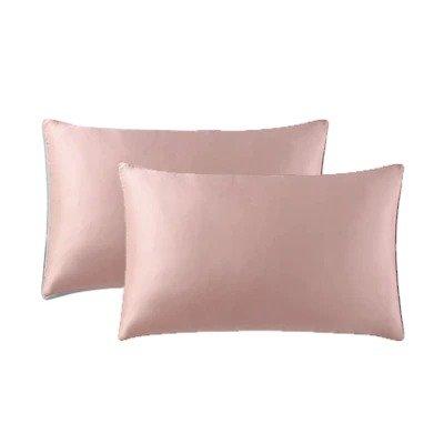 16姆米真丝枕套2个