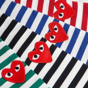 New releaseFarfetch CDG Play Collection
