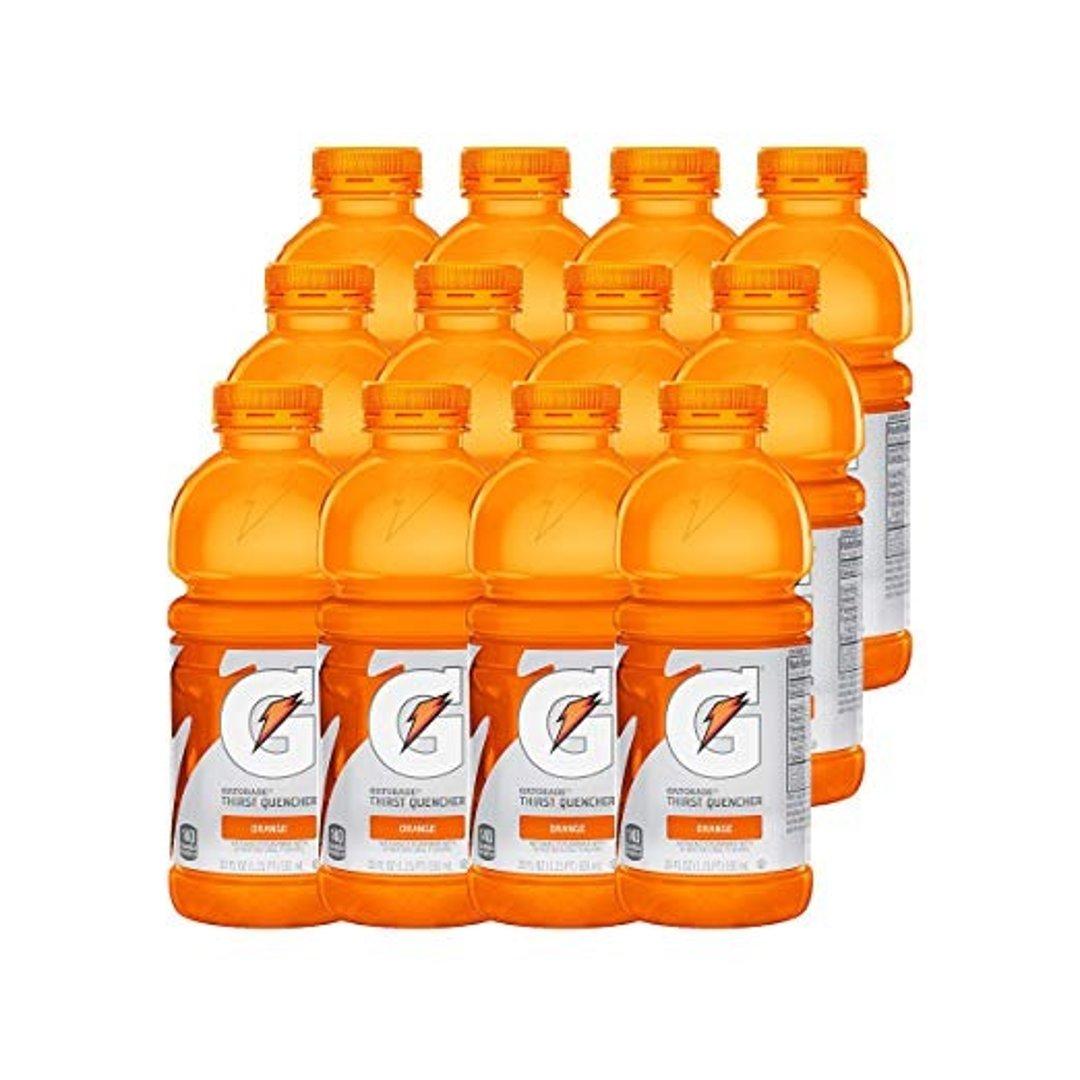 强力补水运动饮料 橙子味 591ml 12瓶