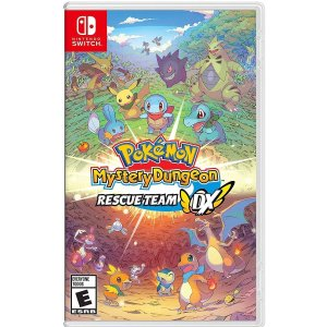 $29.99Pokemon Mystery Dungeon: Rescue Team Dx - Nintendo Switch