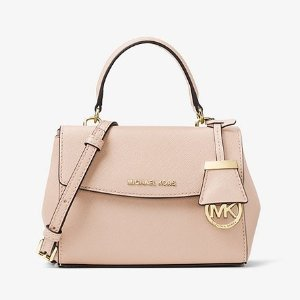 $80Michael Kors Ava Extra-Small Saffiano Leather Crossbody