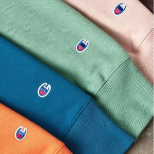 低至3折起 薄荷绿短袖£10Champion 卫衣短袖折扣汇总 英国购买攻略 爆款必备