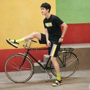 售价$100 和刘昊然一起玩转色彩吧上新:Puma 官网 Future Rider 运动凉鞋 玩转夏日型格