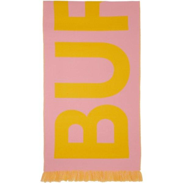 logo 羊毛围巾