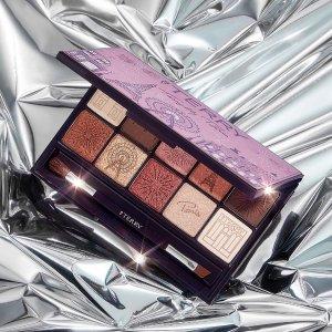 限时7折 玻尿酸散粉$58By Terry 法国养肤美妆 新款 Paris Mon Amour 眼影参加