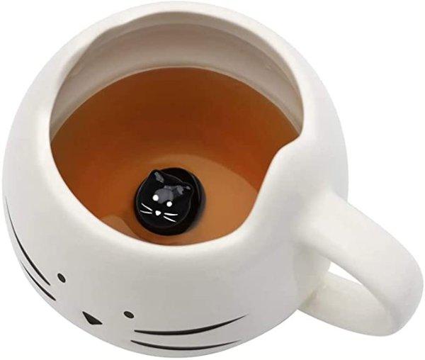 猫咪咖啡杯