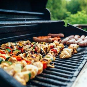 3折起 烧烤炉$61起Aosom 烧烤炉热卖 夏季怎么能少的了好吃的烧烤 炉子快备起来