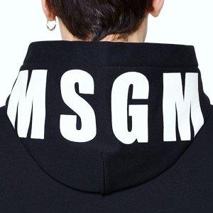 低至4折+免邮MSGM 精选服饰热卖