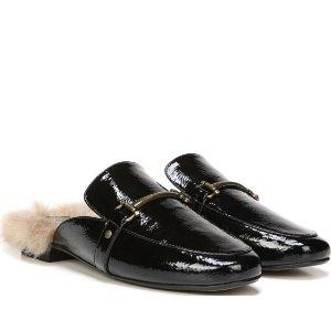 Franco SartoDalton 3 毛绒穆勒鞋