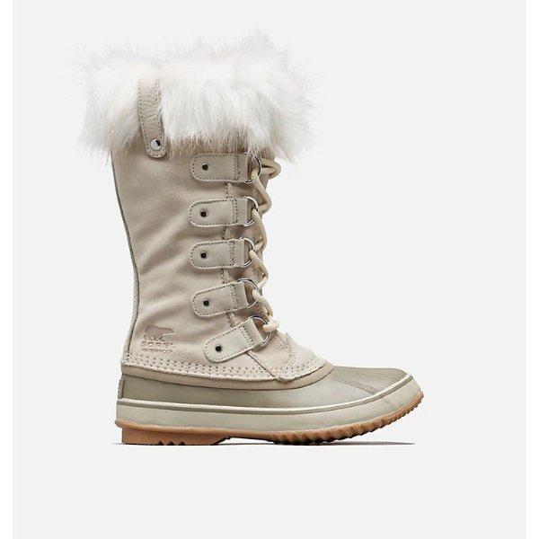 女士长款冬靴