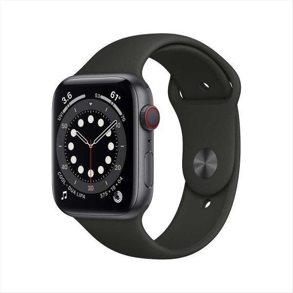 Watch Series 6 GPS + Cellular, 40mm