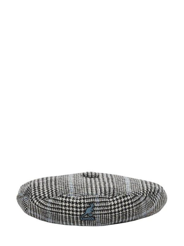 千鸟格贝雷帽