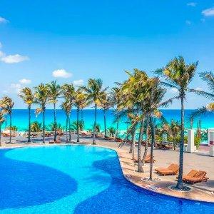 低至1.3折适合全家出游酒店推荐 坎昆全包型度假村参加折扣