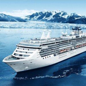 Princess CruisesPorts Inside Passage (with Glacier Bay National Park)