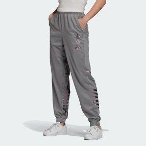 Adidas新款三叶草运动裤