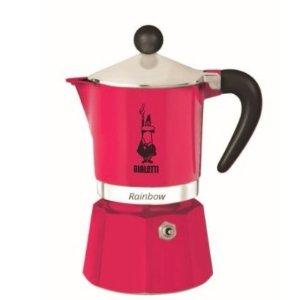 $39 (原价$49)意大利国民品牌Bialetti比乐蒂 魔卡壶轻松煮咖啡 玫红色