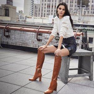 低至2.5折 长筒靴$12macys.com 精选女靴限时特价热卖