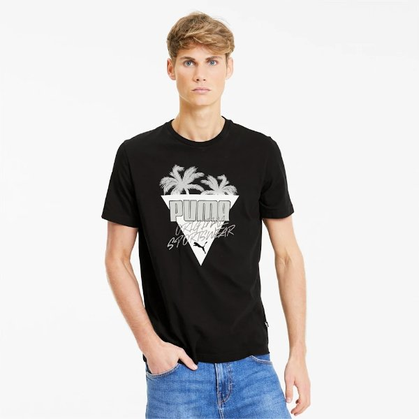 Summer Palms男款T恤