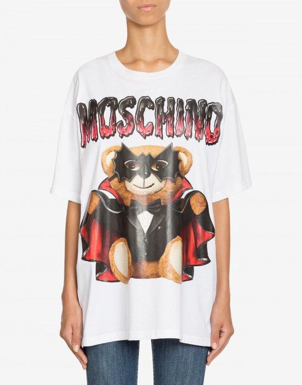 蝙蝠侠小熊T恤