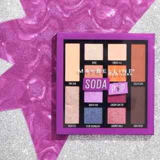$9.48Maybelline New York Eyeshadow Palette Makeup, Soda Pop, 0.26 Ounce @ Amazon