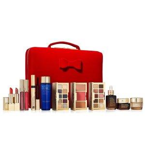 一贴全收 低至8折+换购$455好礼Estee Lauder 年度换购礼包上线 含12件+精美礼盒