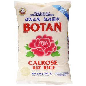 $13.33(原价$18.65)Botan 牡丹圆米6.8公斤  软糯香浓