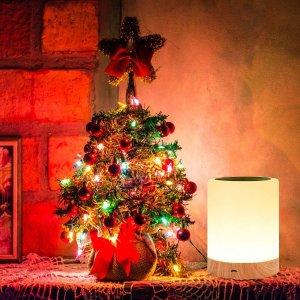 $20.39(原价$29.99)闪购':Aisuo LED可触控床头灯 小夜灯 送礼最佳选择