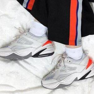 最高额外再减$15Nike、adidas等运动鞋服热卖 收M2K老爹鞋