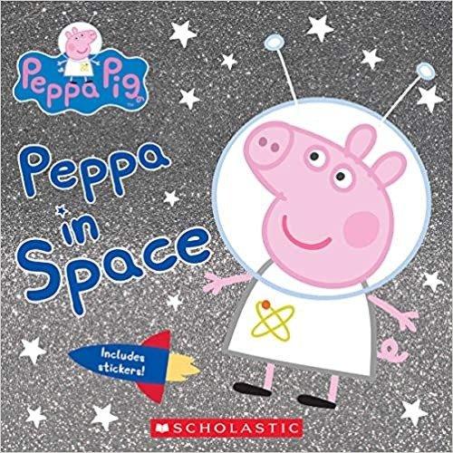 Peppa 在外太空