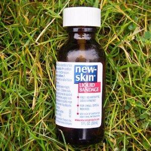 $4.74 New-Skin Liquid Bandage, First Aid Liquid Antiseptic, 1 Ounce Bottle @ Amazon.com