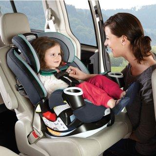 $199Graco 4Ever 4合1 双向儿童安全座椅,一椅到底