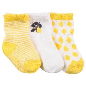 Robeez买二送一婴儿袜子3双