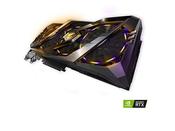 Gigabyte 大雕 AORUS GeForce RTX 2080 Xtreme 8G
