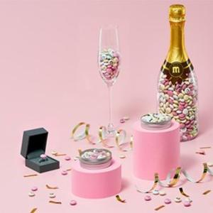 立享8折 多款庆祝主题可选M&M官网 可个性化定制巧克力豆促销,送甜蜜祝福