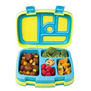 $21.49(原价$39.99)闪购:Bentgo 儿童防漏午餐饭盒,适合3-7岁小朋友