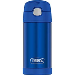 Amazon.com: Thermos F4013BL6 Funtainer 12 Ounce Bottle, Blue: Kitchen & Dining