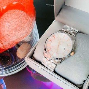 低至1.4折+免税Calvin Klein 腕表大促,休闲男款$35