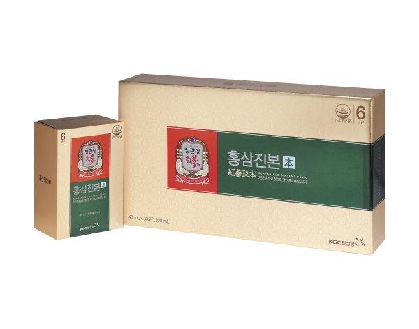 红参珍本 6盒装
