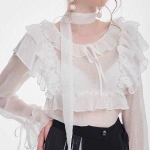 4折起 £16就收丝绒西装外套折扣升级:MissLondoner 大促区全面上新 收新款小裙子、法式蕾丝上衣等