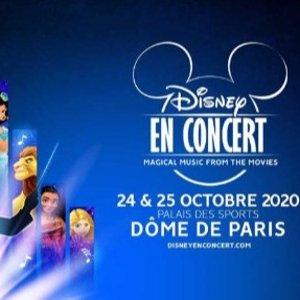€35起 法国各大城市都有迪士尼音乐会全法开演 来场视听盛宴 体验迪士尼经典之旅