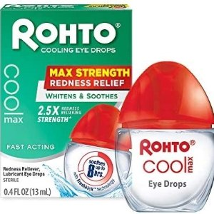 Rohto 缓解红肿干涩眼药水