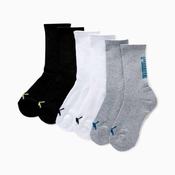 男童袜子6双