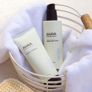 Buy One Get One FreeAhava Skincare Sale