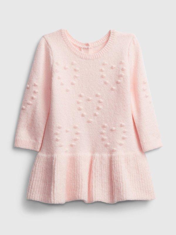 婴儿连身裙