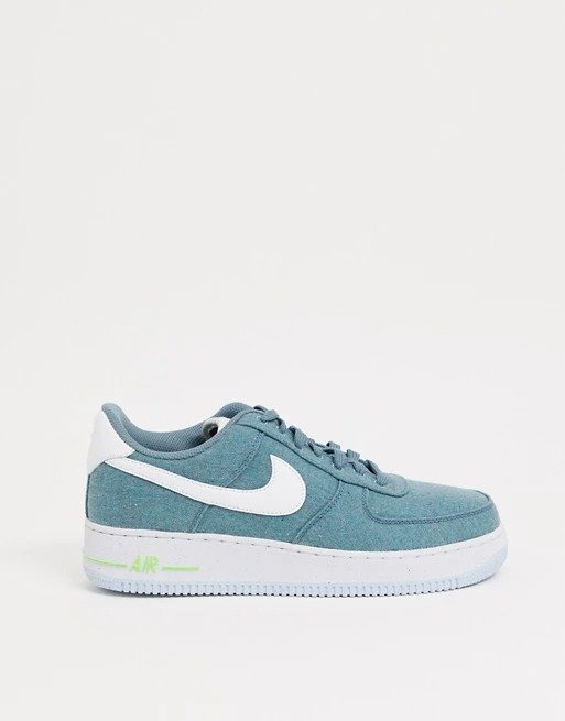 Air Force 1 '07 LX recycled canvas