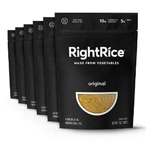 $17.96 健身必备RightRice 蔬菜米饭 健康轻食 6袋装